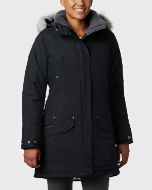 Icelandite TurboDown jacket for women.
