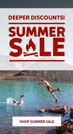 Deeper Discounts Summer Sale. Shop Summer Sale