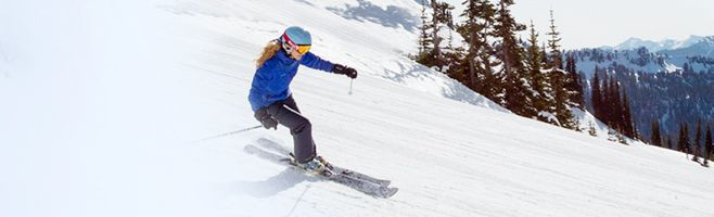 Columbia ski clothing resort skiing