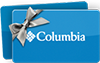 image of a Columbia.com gift card