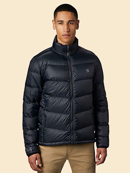 Men's Mt. Eyak� Down Jacket