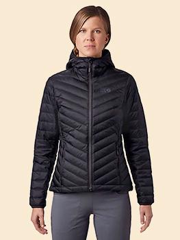 Women's Hotlum� Hooded Down Jacket