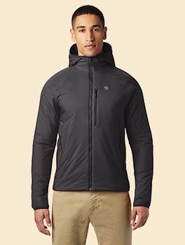 Men's Kor Strata�  Hooded Jacket
