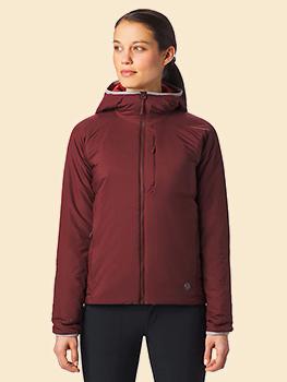 Women's Kor Strata� Hooded Jacket