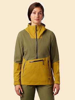 Women's Exposure/2� GORE-TEX Paclite� Stretch Pullover