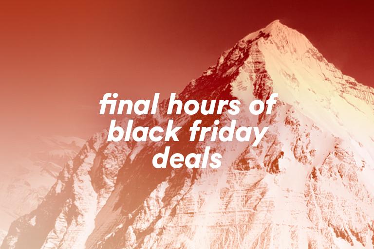 final hours of black friday deals