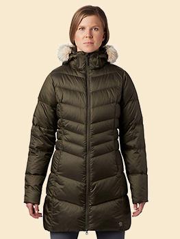 Women�s Emery� Down Coat