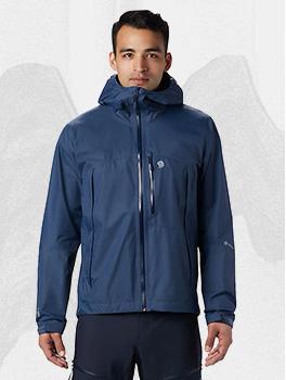 Men's Exposure/2� GORE-TEX Paclite� Jacket
