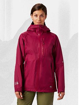 Women's Exposure/2� GORE-TEX Paclite� Jacket