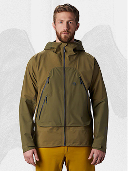 Men's High Exposure� GORE-TEX� C-Knit Jacket