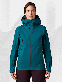 Women�s High Exposure� GORE-TEX� C-Knit Jacket