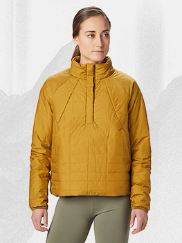 Women's Skylab� Insulated Pullover