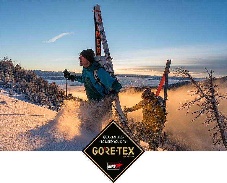 our new GORE-TEX collection