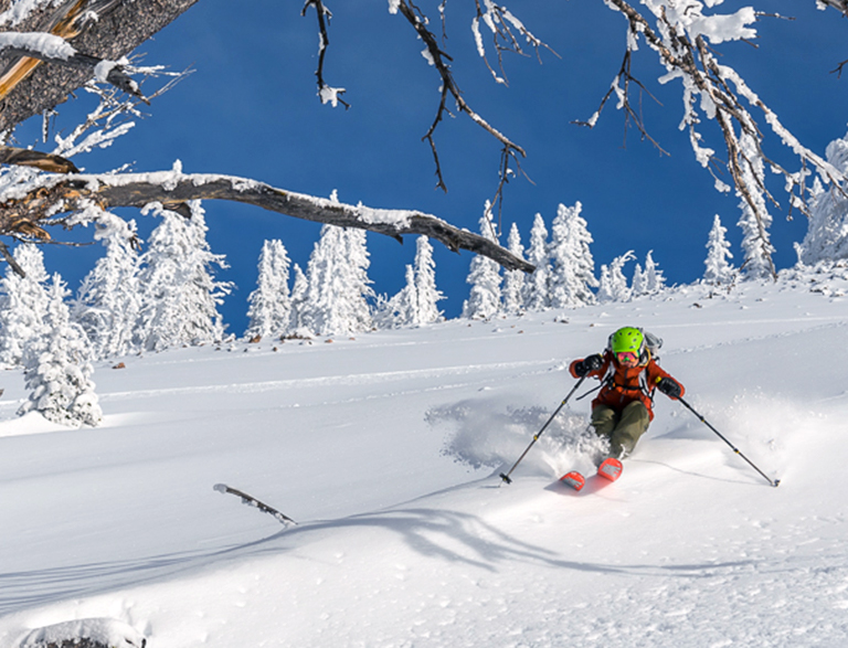ski season is here: find your boundary