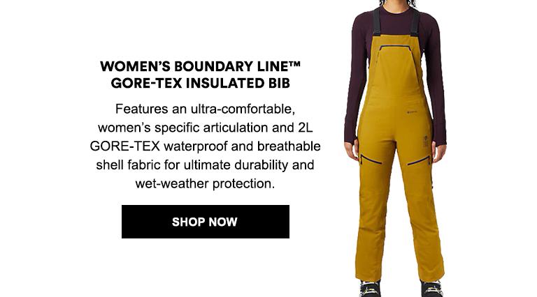 Women�s Boundary Line� GORE-TEX� Insulated Bib