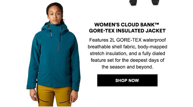 Women�s Cloud Bank� GORE-TEX Insulated Jacket