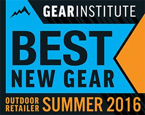 Gear Institute Best New Gear Outdoor Retailer Summer 2016 logo