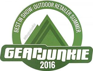 Best in Show: Outdoor Retailer Summer Gear Junkie 2016 logo