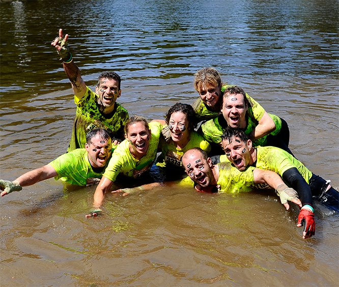 Columbia The Mud Day 2016 - 3