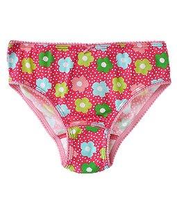 Flower Underwear