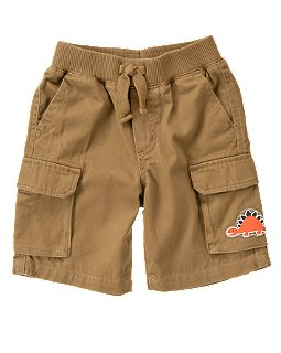 Dino Pocket Cargo Short