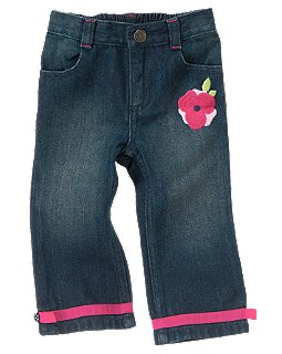 Blossom Bootcut Jean