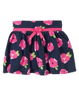 Blossom Knit Skort