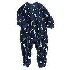 Guitar Microfleece Sleeper One-Piece