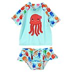 Jellyfish Swim Rash Guard Set