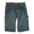 Denim Carpenter Short