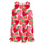 Strawberry Pique Dress