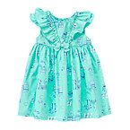 Birdie In Paris Ruffle Dress