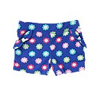 Flower Bow Pocket Knit Short