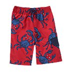 Crab Swim Trunk