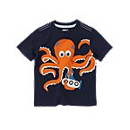 Octopus Submarine Tee