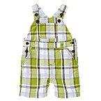 Plaid Canvas Shortall
