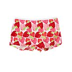 Strawberry Hipster Underwear