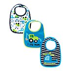 Tiny Traveler Bib 3-Pack