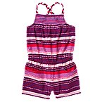 Stripe Knit Romper