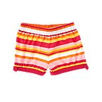 Stripe Knit Short