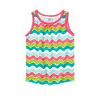Wave Stripe Tank