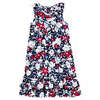 Ruffle Flower Dress