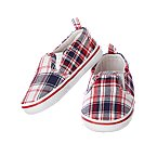 Plaid Crib Sneaker