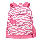Zebra Stripe Backpack