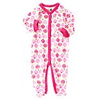 Ladybug Footed One-Piece