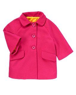 Выкройку пальто для девченки 2 лет