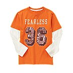 Fearless 36 Double Sleeve Tee