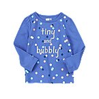 Sparkle Tiny And Bubbly Tee