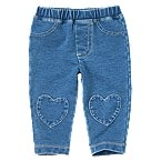 Heart Patch Jeggings