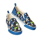 Skull & Bones Slip-On Sneakers